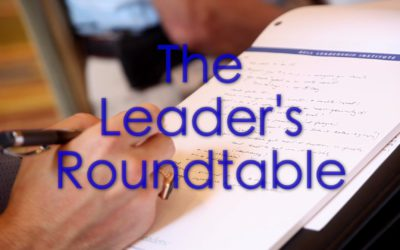 Bell Leadership Institute Installs Leadership Mastery Series through Leader's Roundtable Program