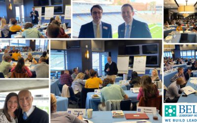 """The Bell Leadership Team Gets in """"The Zone"""" at UNC Chapel Hill"""